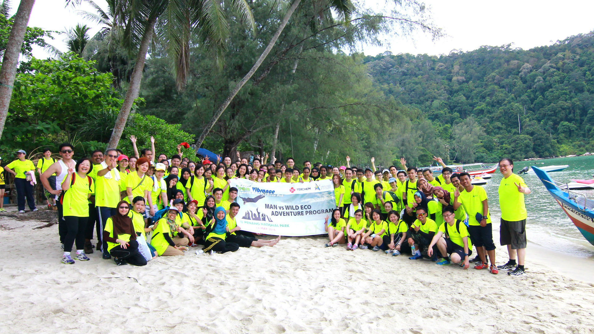 csr - Teambuilding at Penang National Park - 14 May 2016
