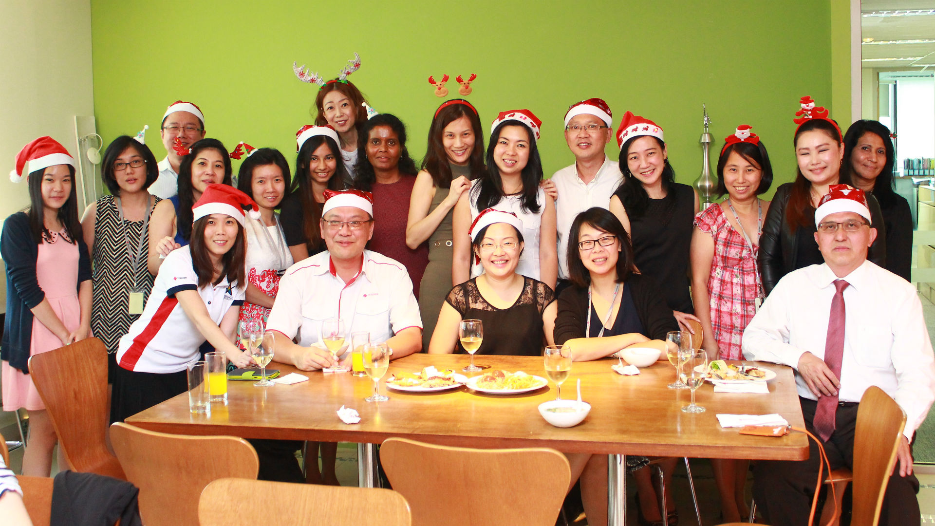 csr - Year End Office Party - 31 Dec 2015