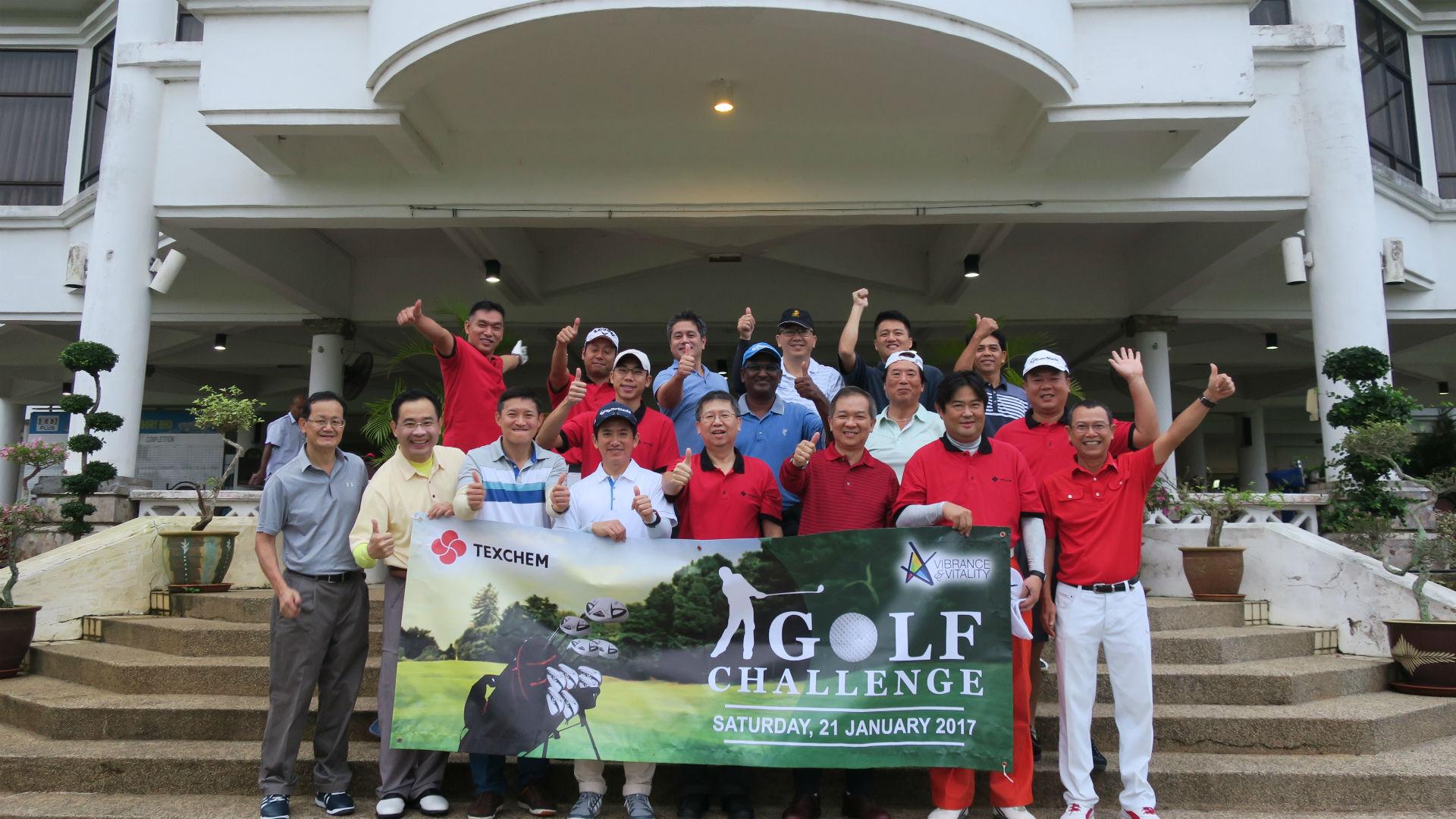 Texchem Golf Challenge