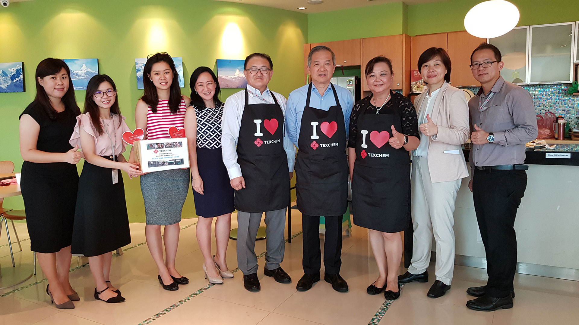 Come Dine With Me – A Fund Raising Initiative by Texchem's Cultural Ambassadors