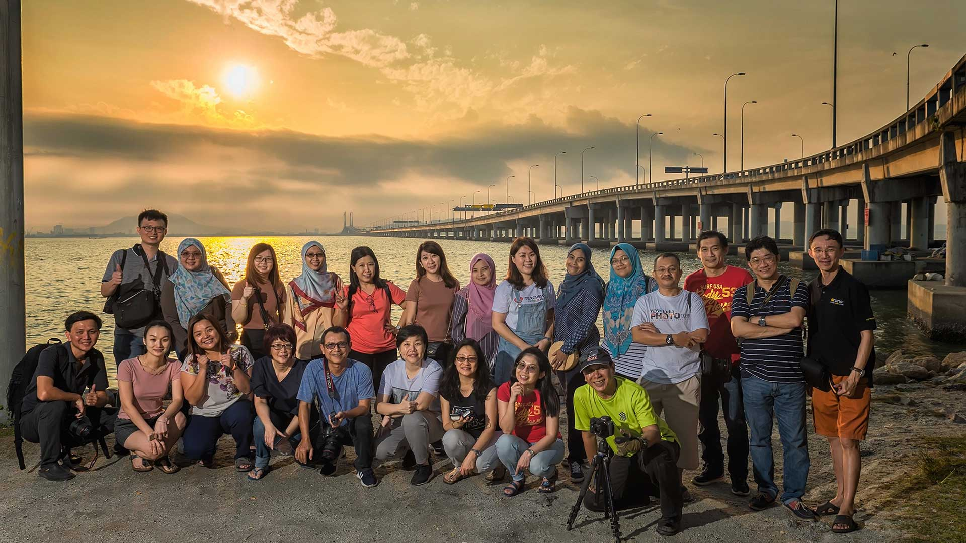 Texchem Cultural Ambassadors – Photography Workshop (9 & 16 March 2019)